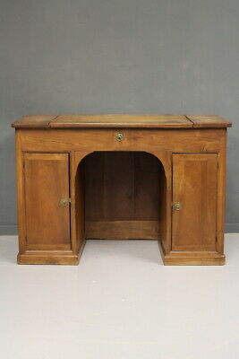 Desk Walnut Solid/Antique / Years 1840-1860 about / Piedmont