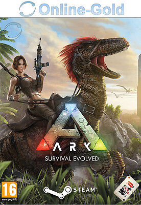 ARK Survival Evolved Key - PC Online Download the code of the game - Steam Game NEW DE / EU