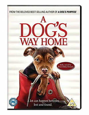A Dog's Way Home [New DVD]