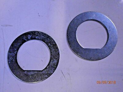 Hub Lock Washer x2 for Range Rover Classic Discovery Defender FRC8002