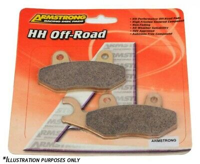 Armstrong HH Sintered Front Brake Pads FA095 Ducati Monster 600 1994-1999