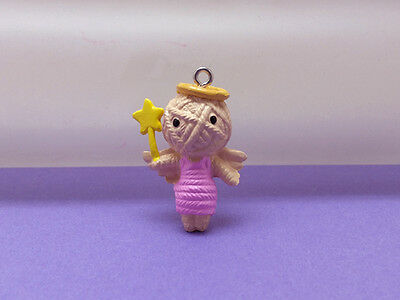 10 Voodoo doll Charm Pendant Figurine (10 pieces) VD605 Wholesale