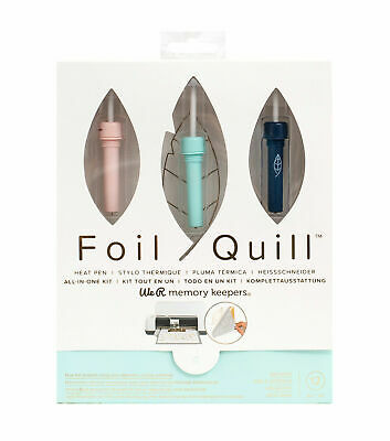 American Crafts We R Memory Keepers Foil Quill Kit  ~ New ~