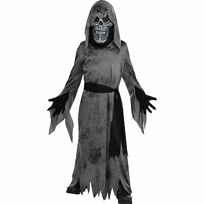 Ghostly Ghoul Halloween Costume for Boys, Extra Large, with Accessories
