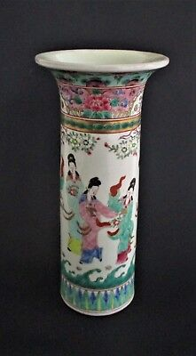 Large Antique  Signed Japanese Imari Porcelain Vase