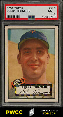 1952 Topps Baseball Card Lot 13 Different Conditions Very With Bobby
