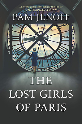 THe Lost Girls of Paris by Pam Jenoff [ E-B00K, PDF, EPUB, Kindle ]
