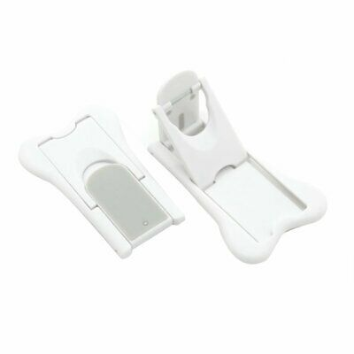 Versatile Window Shifting Lock Sliding Door Protective Lock for Children Baby cP