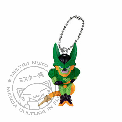 Portachiavi Figure Keychain - Dragon Ball Super UDM Burst 36 - Cell
