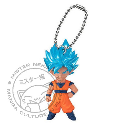 Portachiavi Figure Keychain - Dragon Ball Super UDM Burst 36 - Son Goku