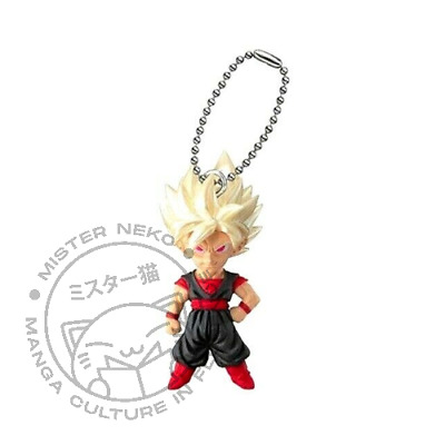 Portachiavi Figure Keychain - Dragon Ball Super UDM Burst 36 - Son Goku Clone