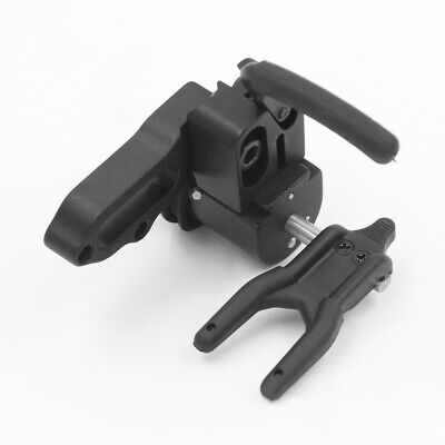 Archery Fall Drop Away Arrow Rest for Compound bow Hunting Left/Right Hand Black