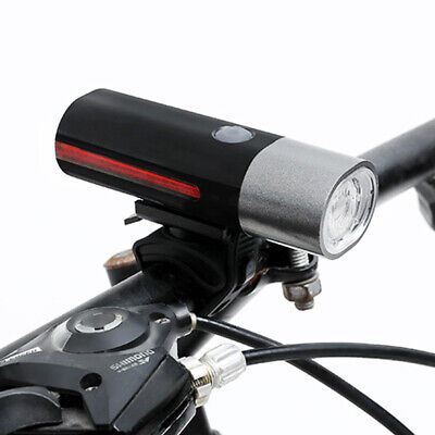 Mountain Bicycle 700LM 4 Modes Front Light Headlamp 1600mAh Battery  USB Charge