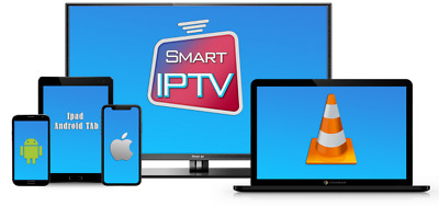 12 Months Smart Iptv Firestick Mag Box Android Smart Tv Samsung Lg Sony Vod