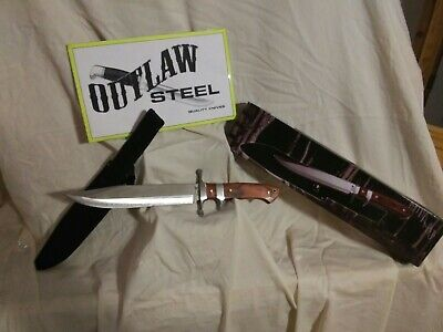 Ridge Runner  Bowie Hunter Combat Knife the real deal