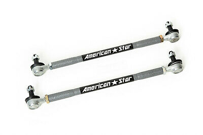 American Star 4130 Chromoly Can-Am Outlander 650 2013-18 Tie Rod Upgrade Kit