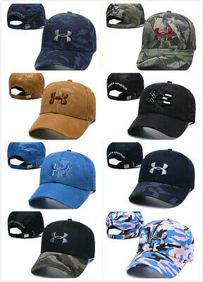 official photos 23b00 241a9 Men s Hat Adjustable Fit Under Armour Golf Baseball Cap Embroidered