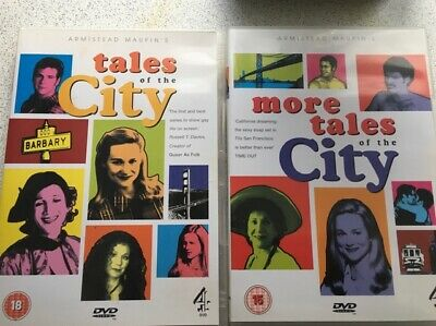 Tales Of The City - Series 1 (DVD) Olympia Dukakis Laura Linney