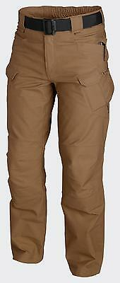 Helikon Tex Urban Tactical Pants UTP Ripstop Pantaloni Mud Marrone Mxl Medio x