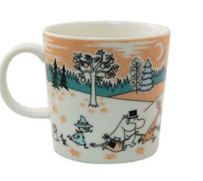 Moomin Mug Cup Arabia Moomin Valley Park Limited 2019 Japan F/S