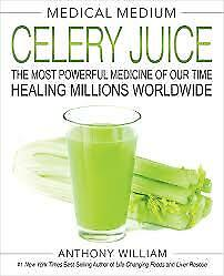 Medical Medium Celery Juice: The Most Powerful Medicine - DIGITAL BOOK