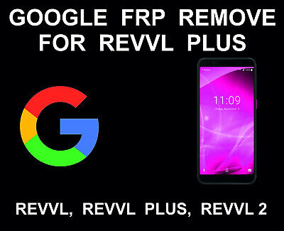 Google FRP Account Unlock Service, Bypass, Revvl Plus, Revvl 2, Revvl 2 Plus