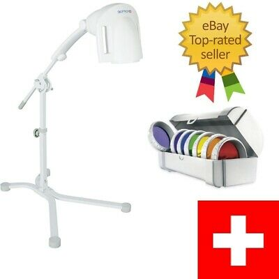 Zepter Bioptron Pro1 heal lamp + Color therapy lense set + 12 month warranty