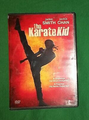 Karate Kid (2010) #DVD USED