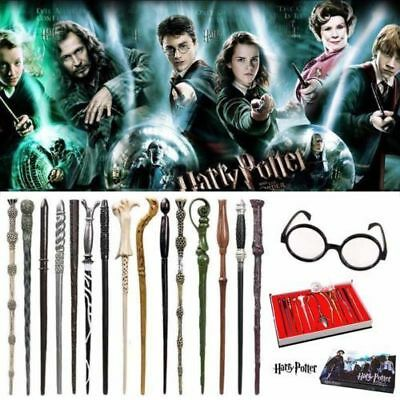 Magic Wand Hogwarts Box Collectable Harry Potter Hermione Voldemort Wizard Gift