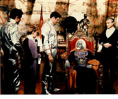 Lost in Space Guy Williams Jonathan Harris Billy Mumy 8x10 photo S9570