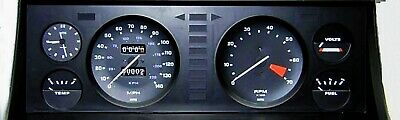 New and unused Triumph TR7/8 140 mph complete Instrument panel by Smiths