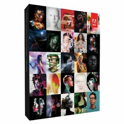 Adobe Creative Suite CS6 Master Collection -  Full Retail Version