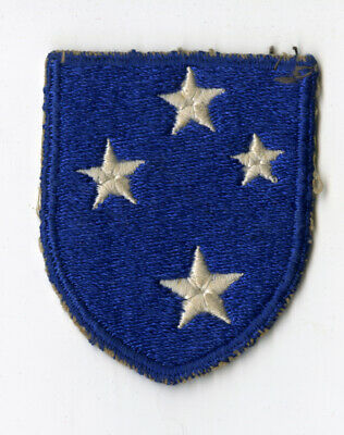 AMERICAL 23RD INFANTRY Division Patch WWII US Army P8826