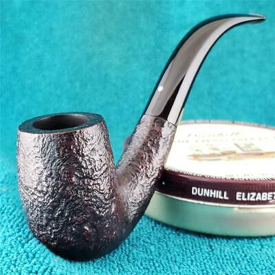 PRISTINE! 1967 Dunhill Shell Briar LARGE 3/4 BENT SHAPE 120! ENGLISH Estate Pipe