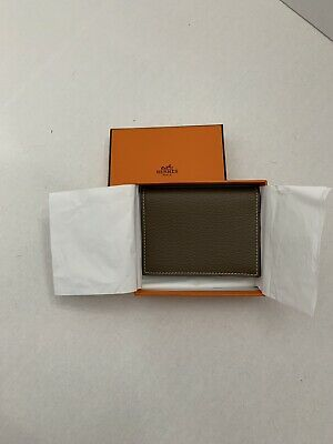 HERMES Agenda/Diary/Day Planner Cover Noir Auth made in France