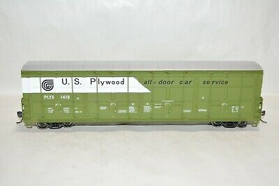 Walthers HO Scale 53/' Thrall Smooth-Side Gondola Norfolk Southern//NS #192060