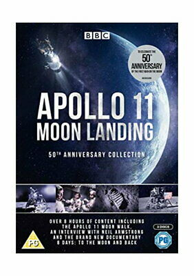 Apollo 11 Moon Landing: 50th Anniversary Collection [New DVD]