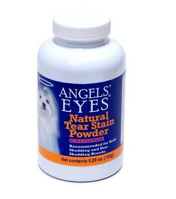 Angels Eyes Natural Dog Tear Stain Remover Chicken Flavor - 5.29 Oz./150 g