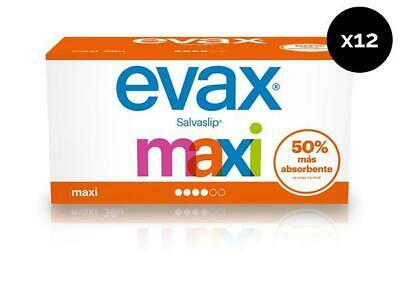 Evax Protege Slips Maxi transpirable - Pack de 12 x 40 ud Total: 480 ud
