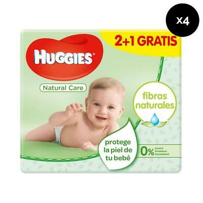Huggies Toallitas N Care 3x56 - Pack de 4 x 168 ud Total: 672 ud