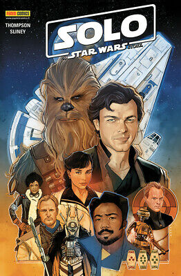 Solo: A Star Wars Story - Star Wars Collection - Panini Comics - ITALIANO #NSF3