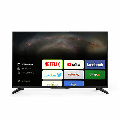 "Westinghouse 32"" Inch HD Smart TV with Wi-Fi, Freeview T2, 3x HDMI, 2x USB PVR"
