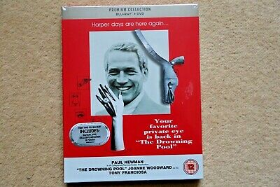 Blu-Ray The Drowning Pool    Premium Exclusive Edition New Sealed Uk Stock