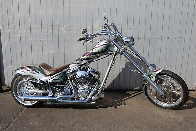 American Ironhorse Texas Chopper Keine Harley Davidson  keine Big Dog  Custom