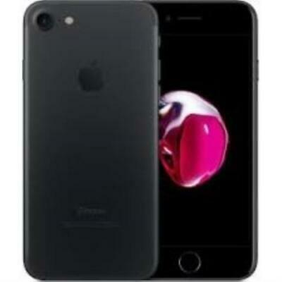 Apple iPhone 7 - 32GB - Black (AT&T) Smartphone  MN9D2LL/A