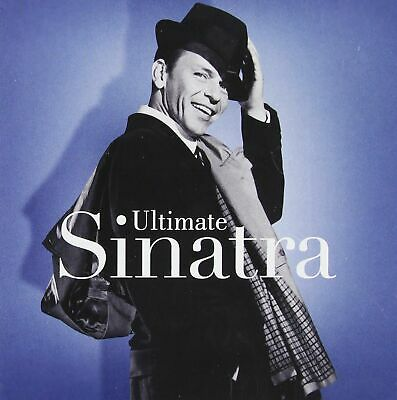 Frank Sinatra-Ultimate Sinatra Deluxe Edition (CD, 2-Disc Target Exclusive) NEW