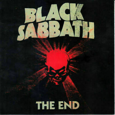 Black Sabbath - The End ( AUDIO CD in JEWEL CASE )