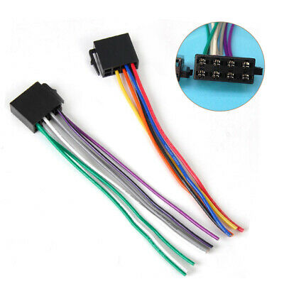 Universal Wire Harness For Radios on antenna for radio, power cords for radio, power supply for radio,