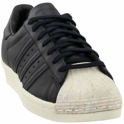 ADIDAS SUPERSTAR 80S Casual Sneakers Blue Womens