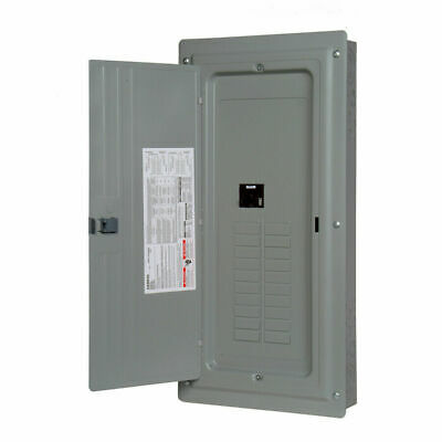 SIE CDP-7 200 amp 30 space panel cover with dead front ... on